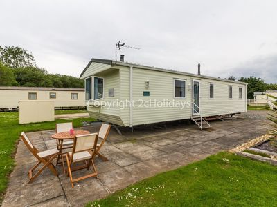 Photo for 8 berth caravan for hire at Southview Holiday park, Skegness  ref 33140