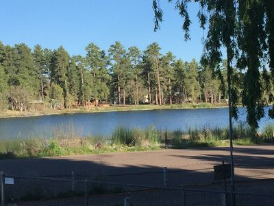 Beautiful Lake Views at this Cool and Clean - Pet Friendly home on Rainbow Lake