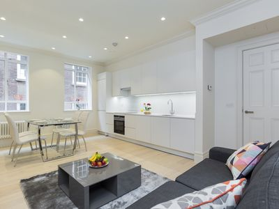 Photo for IN THE HEART OF COVENT GARDEN - TEMPLE - CENTRAL LONDON - LOVELY 2BR  2BA FLAT