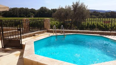 Photo for 2BR Cottage Vacation Rental in Buisson, Provence-Alpes-Côte-D'Azur