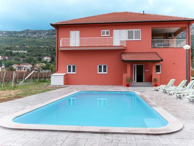 Photo for 3 bedroom Villa, sleeps 8 in Stinjevac with Pool, Air Con and WiFi