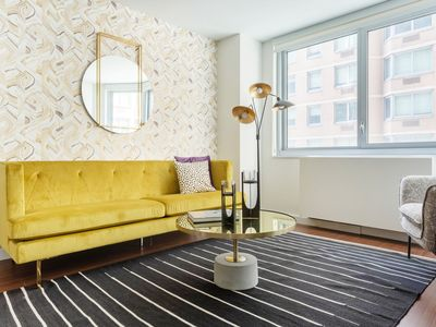 Photo for Sonder | View 34 | Bright 1BR + Rooftop