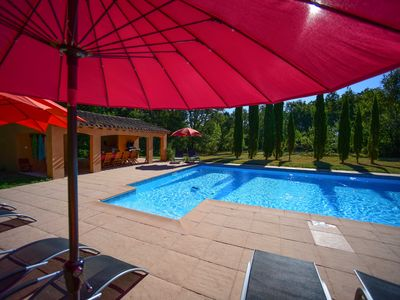 Photo for Luxury Chateau with pool in fantastic location
