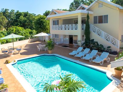 Photo for The beautuful Butterfly Villa situated in the exclusive Silver Sands estate