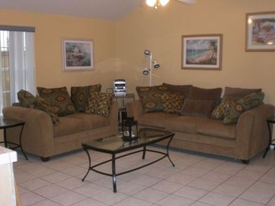 Photo for Spacious vacation rental duplex 1/2 block to the beach. Sleeps 4, 2 bedrooms, 2 baths. Pet-friendly