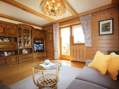 Photo for Apartment in Saint Anton am Arlberg with Parking, Internet, Balcony, Garden (32929)