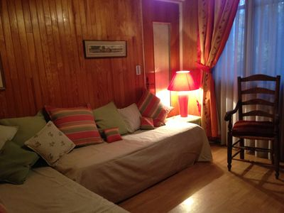 Photo for Two-Bedroom House sleeps 8 at the foot of Vercors