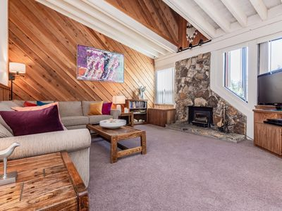 Photo for Newly refurbished family condo near Canyon Lodge Ski in/Ski Out  #438