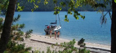 Photo for Blueberry Springs on Shuswap Lake.