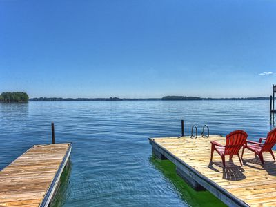 Photo for Beautiful Retreat - Big Water, Quiet Haven