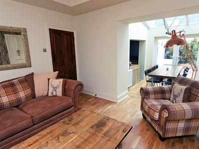 Photo for Newly Renovated Cottage, Very Close to Beach and Town, Pet Friendly, WiFi