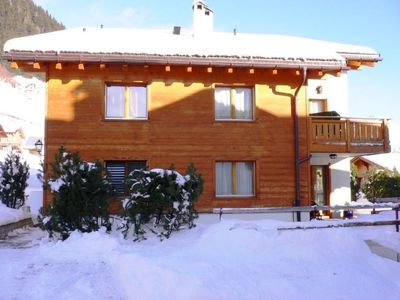 Photo for 2 bedroom Apartment, sleeps 6 in Sedrun with WiFi