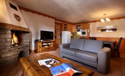 Photo for Residence Plein Sud **** - Chalet des Neiges - 4 room flat 6 People