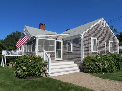 Photo for Secluded East Orleans gem, close to Nauset Beach, sleeps 10 (linens included)