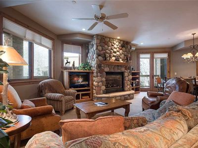 Photo for NO CLEANING FEE ~ CX332 by Mountain Resorts: Easy trail access ~ Views ~ Pool & Hot Tub