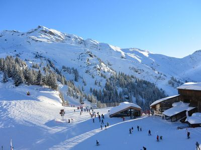 Photo for Charming apartment at the foot of the slopes - Avoriaz