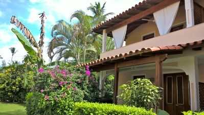 Photo for Delightful apartment in Residence on the sea, Las Terrenas for a wonderful holiday