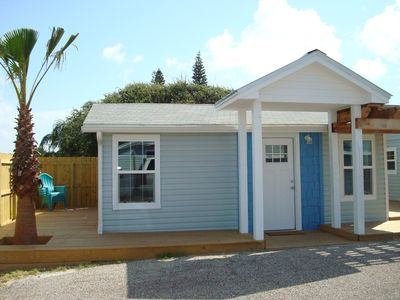 Photo for Brand new 1/1 in the heart of Port Aransas!