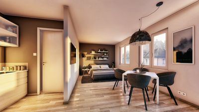 Photo for Apartment / app. for 2 guests with 30m² in Freiburg im Breisgau (119491)