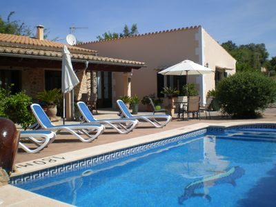 Photo for Nice house, Mallorca center, private pool