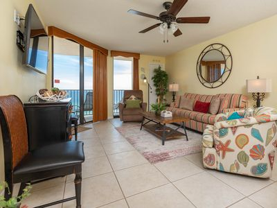 Photo for Everything is Better at the Beach! ~ Popular Two Bedroom @ Phoenix 5