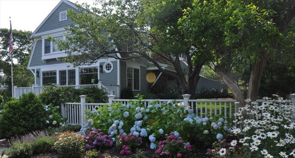 Captivating Marblehead Neck 5 Bedroom Home. Kitchen With Center Island