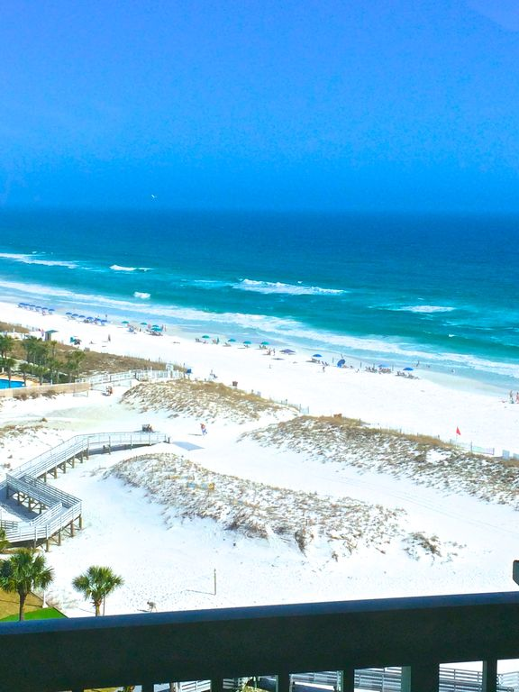 Spring special pelican beach resort best rates 2 bd 2 - 1 bedroom condos in destin fl on the beach ...