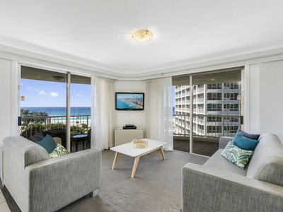 Photo for Apartment 123 is an elegant 3 bedroom apartment,