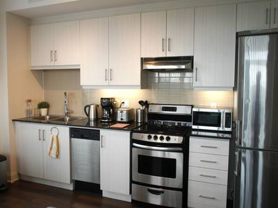 Photo for Spacious 2BR Condo with Great View and Parking!