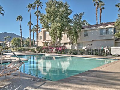 Photo for Remodeled La Quinta Condo w/ Pool Access & Patio!