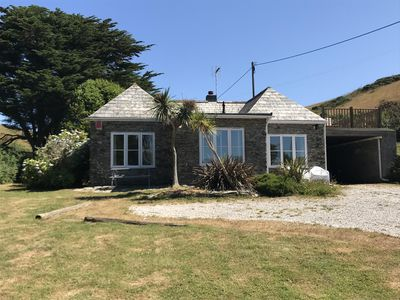 Photo for Stable Cottage , Watergate Bay , Cornwall. -Just three minutes walk from the bea