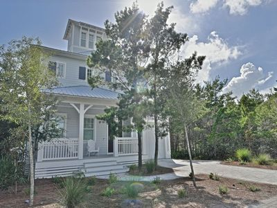 Photo for The Preserve at Grayton- Private Gated Community and Private Deeded Beach Access- Sleeps 12!