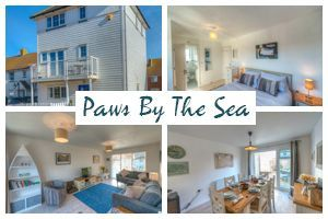 Photo for Paws By The Sea -  a cottage that sleeps 8 guests  in 4 bedrooms