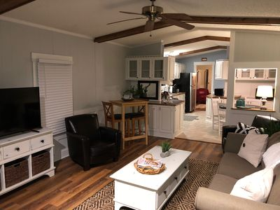 Photo for Close to Parris Island! Beaufort SC,  Newly Renovated 2 Bedroom 2 Bath Sleeps 6