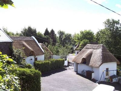 Photo for Thatched Cottage / 200 year old farm house