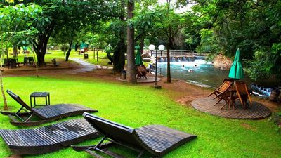 Photo for THERMAS PARADISE Rio Quente - 2/4 APARTMENT FOR 6 PEOPLE - THE PARADISE AND HERE