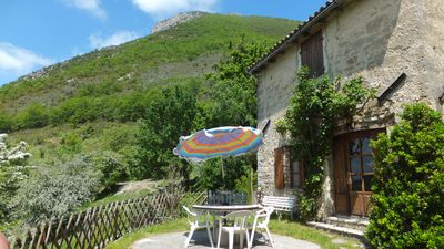 Photo for stone house between Vercors and Diois