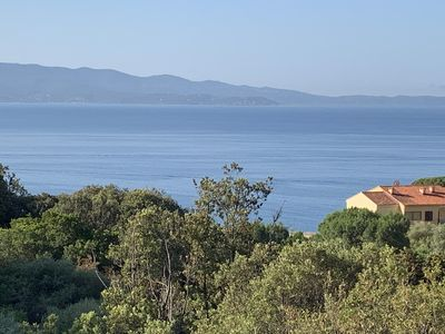 Photo for Very beautiful F3 sea view Route des Sanguinaires