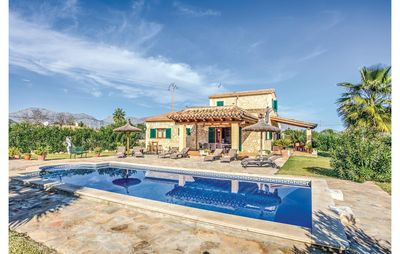 Photo for 4 bedroom accommodation in Pollença