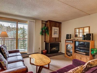 Photo for Breckenridge Downtown Condo with Pool/Hot Tub Access!
