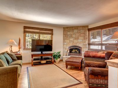 Photo for Peak 7 Hideaway Pet-Friendly Home Breckenridge Colorado Vacation