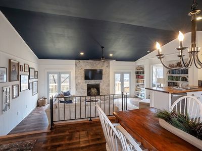 Photo for Lake Norman Cottage near shopping, Lowe's corporate, NASCAR and Charlotte!