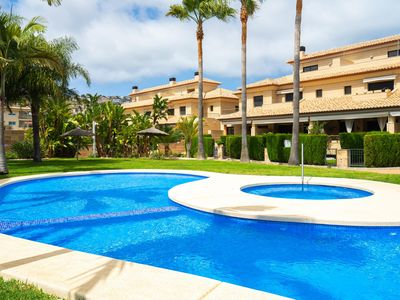 Photo for 1BR Apartment Vacation Rental in Javea, Alicante
