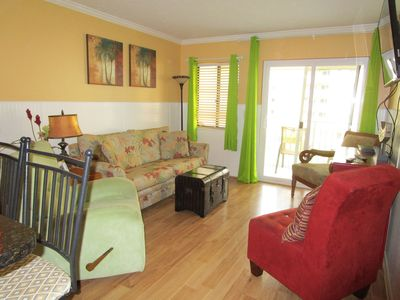 Photo for Remodeled condo Sleeps 6 - great amenities
