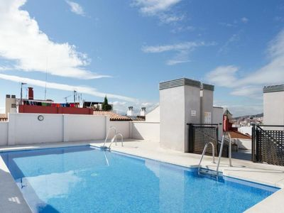 Photo for Family Magic Apartment Patio & Pool Malaga Center