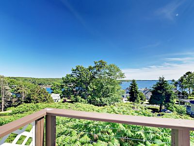 Photo for Linekin Lookout - Cottage w/ Bayside Observation Deck & Public Dock Access