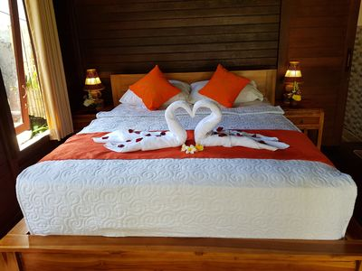 Photo for 1BR Bed & Breakfast Vacation Rental in Ubud, Bali