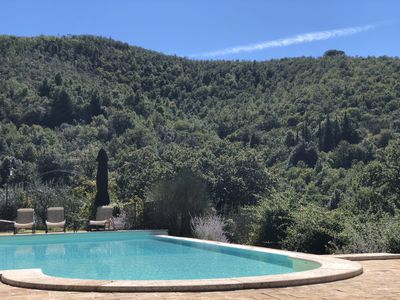 Photo for Brunello 3 bedrooms luxury home infinity salty pool