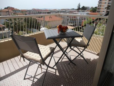 Photo for 1BR Building Vacation Rental in Cagnes-sur-Mer, Provence-Alpes-Côte d'Azur