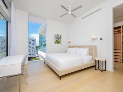 Photo for Spacious 1bd/2ba Ocean View Apartment at Ultra-Luxury Faena House